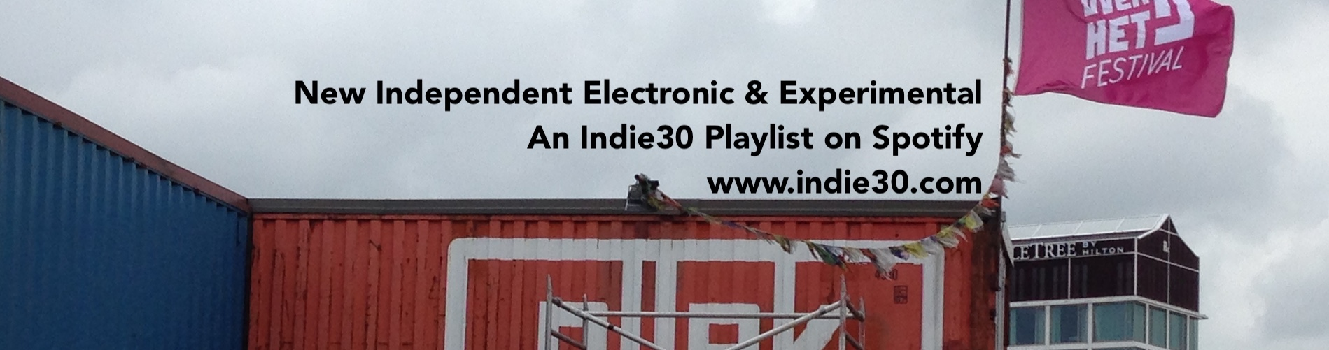 Indie30-Electronic-Experimental-Banner