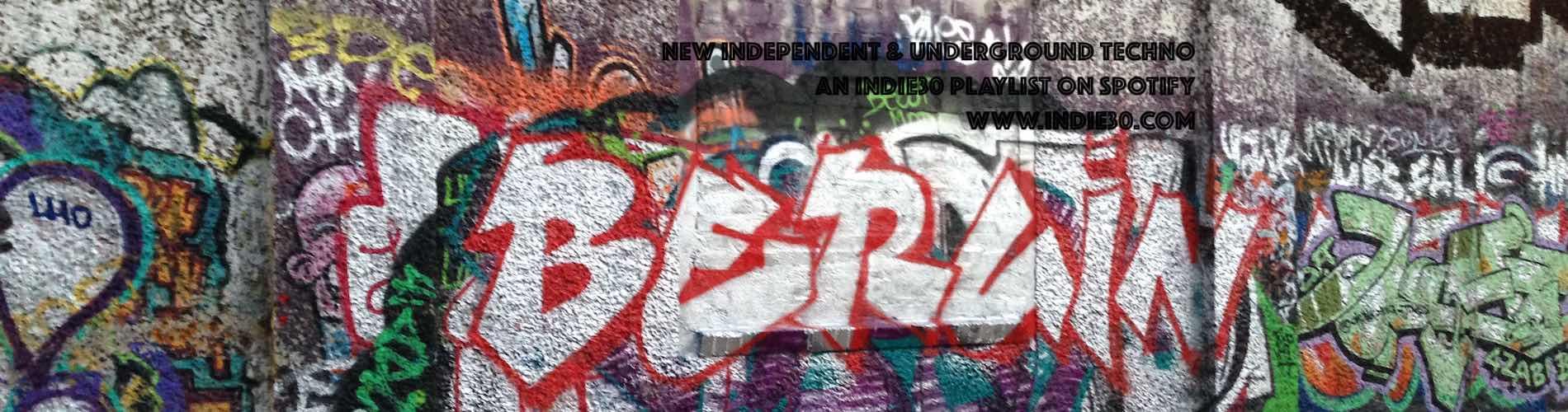 Techno-Playlist-Banner