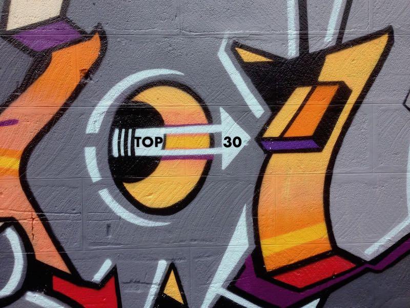 Indie30 TOP 30 – OCTOBER 10, 2...