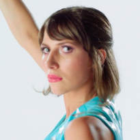 ALDOUS HARDING SHARES VIDEO FOR BLEND
