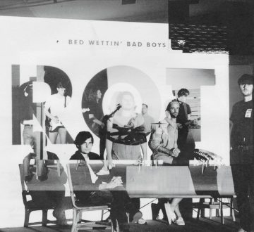 BED WETTIN' BAD BOYS (AUS) – ROT
