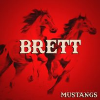 BRETT RELEASES NEW MUSTANGS EP