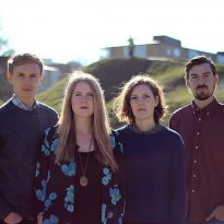 NEW & NOTABLE: FANNY GUNNARSSON QUARTET (SWE) –  SHARE YOUR PAST EP