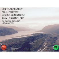 NEW INDEPENDENT FOLK COUNTRY & SINGER SONGWRITER – AN INDIE30 PLAYLIST UPDATE