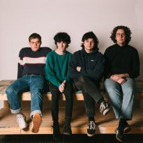 HOOPS SHARE ON TOP, DEBUT ALBUM IN MAY