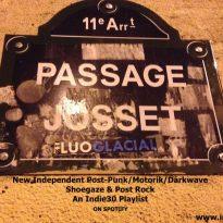 NEW INDEPENDENT POST PUNK / MOTORIK / DARKWAVE / SHOEGAZE / POST ROCK – AN INDIE30 PLAYLIST