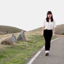 HAZEL ENGLISH ANNOUNCES SHE'S NEVER GOING HOME EP WITH VIDEO