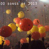 TOP 100 TRACKS OF 2013