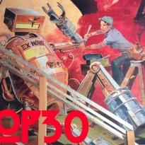 TOP 30: AOTW ARTISTS POSTILJONEN SOAR INTO THE TOP 10, FOUNTAINEER LEAD THE FIVE NEW ENTRIES, DEBUT VIDEO FOR KERO KERO BONITO'S NO 1 TRACK 'LIPSLAP.'