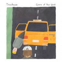 TREEHOUSE REISSUE CENTRE OF THEIR WORLD ON VINYL