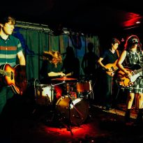 HOLLOW SIDEWALKS RELEASE ALBUM TWO ON VINYL