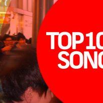 TOP 100 SONGS OF 2016