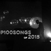 TOP 100 SONGS OF 2015