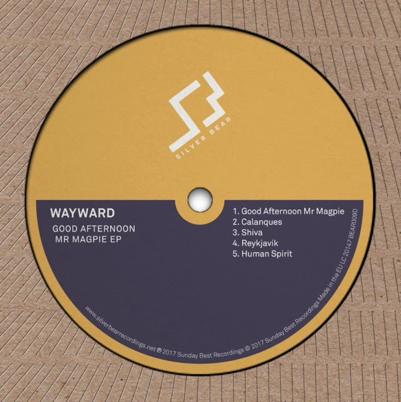 FIVE CUTS OF ELECTRONIC BLISS FROM WAYWARD