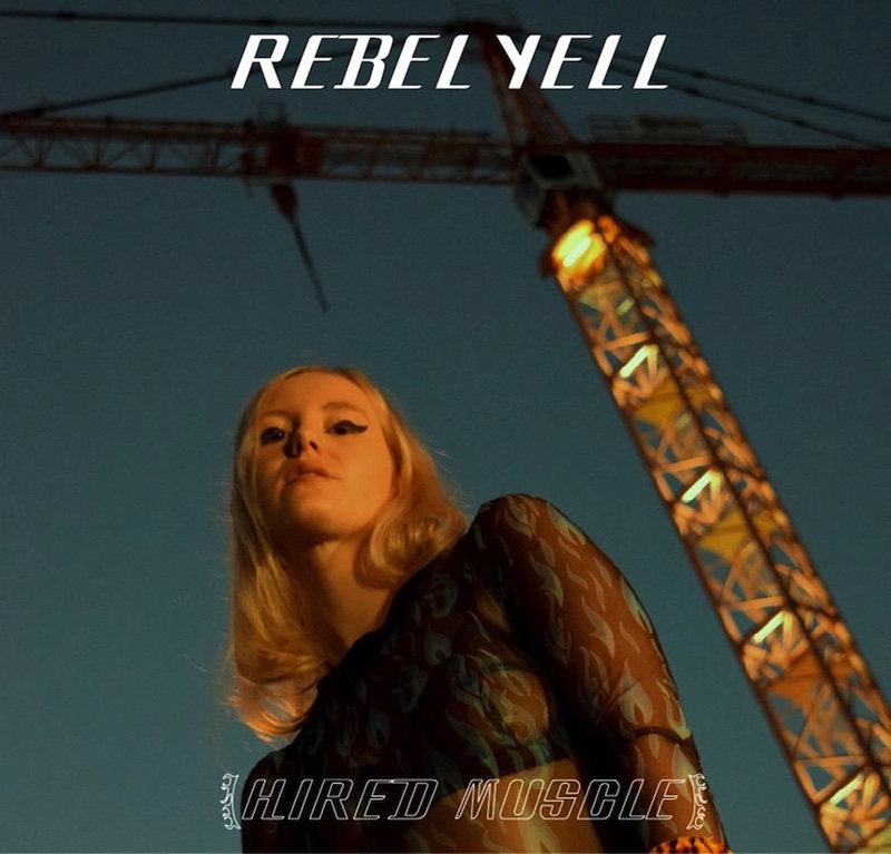 REBEL YELL UNLEASHES HIRED MUSCLE