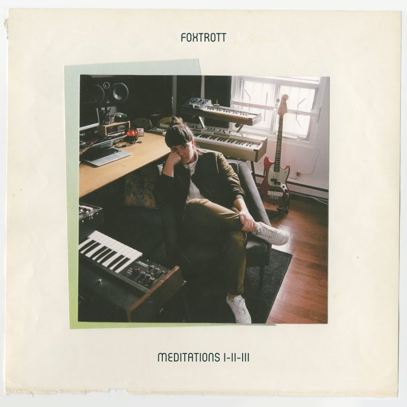 FOXTROTT'S NEW CEREBRAL POP BEAUTY MORE THAN DELIVERS