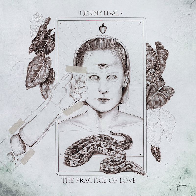 RECORD REVIEW: JENNY HVAL (NOR) – THE PRACTICE OF LOVE