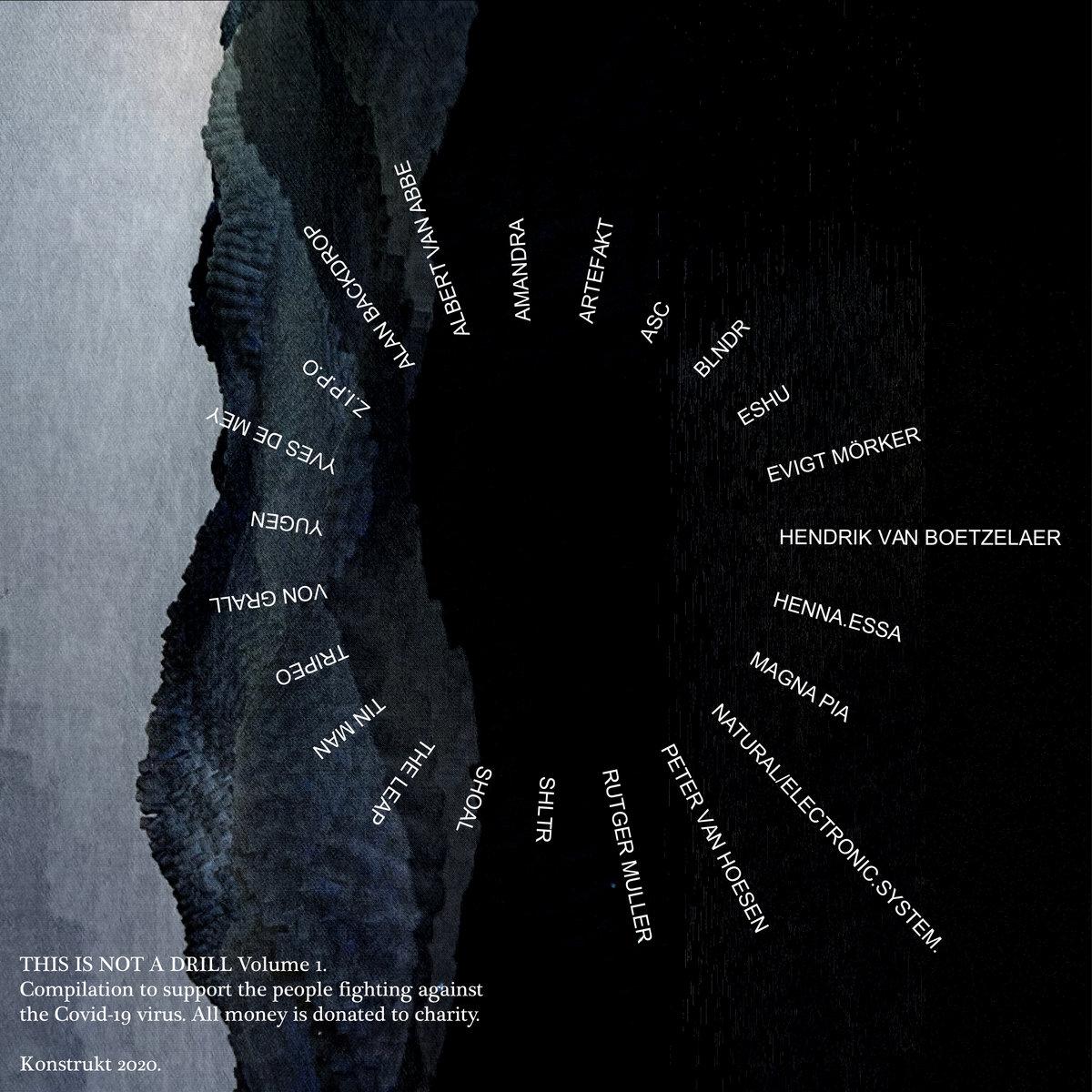 23 Track Konstrukt Compilation To Support Rode Kruis Netherlands in Battle Against Coronavirus Pandemic