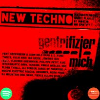 UPDATE: New Techno: An Independent Music Playlist by Indie30 on Spotify