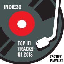 TOP 100 TRACKS OF 2018 – SPOTIFY PLAYLIST