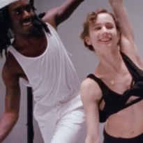 BLOOD ORANGE NEW VIDEO – 'I KNOW'