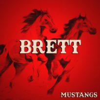 BRETT RELEASES NEW MUSTANGS EP