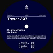 FUNCTION AND FORM ABOUND ON CLAUDIA ANDERSON'S SYNTHESIS