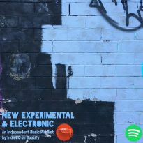 UPDATE: New Experimental & Electronic – An Independent Music Playlist by Indie30 on Spotify