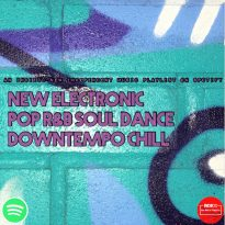 New Electronic: Pop R&B Soul Dance Downtempo Chill – An Indie30 New Independent Music Playlist