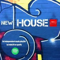 UPDATE: New House – An Independent Music Playlist by Indie30 on Spotify
