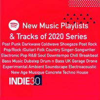 New Music & Tracks of 2020 Series Playlists Continue As Normal