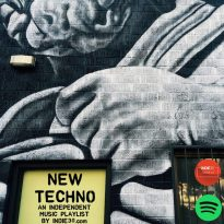 NEW TECHNO PLAYLIST UPDATE – AN INDEPENDENT MUSIC PLAYLIST BY INDIE30 ON SPOTIFY