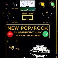 UPDATE: New Pop/Rock – An Independent Music Playlist on Spotify
