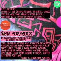 UPDATE: New Pop/Rock – An Independent Music Playlist by Indie30 on Spotify