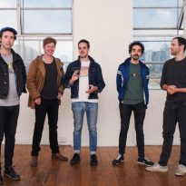 "ROLLING BLACKOUTS COASTAL FEVER ANNOUNCE DEBUT ALBUM AND SHARE VIDEO FOR ""TALKING STRAIGHT"""