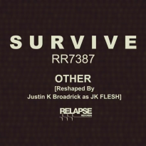 S U R V I V E SHARES JK FLESH REMIX OF OTHER