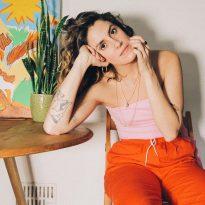 AOTW: Shanti Celeste (CHI/UK) – Tangerine (Peach Discs)