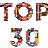 TOP 30: MAY 18, 2016. VOL: 8 NO: 14