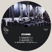 Record Review: Zito Mowa (RSA) – O44 EP (Open Sound)